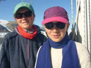 Leonie et Aurore Fiord du Cap Sud