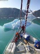 Dans le fjord du Cap Sud