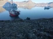 Plein d eau douce fiord du cap Sud