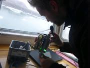 Gabriel teste Hydrobox en vain