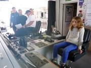 800a Aurore ecoute l'analyse des glaces par Sylvain le pilote
