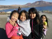 Comite accueil Arctic Bay