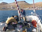 Installation du sonar