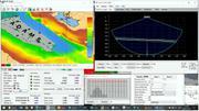 Vagabond complete bathymetrie Adams Sound pour service hydrographique canadien