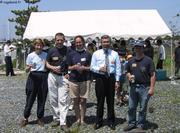 Welcome Party Onizaki Yacht Club