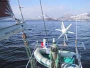 Baie Avacha 1 avril 2003