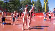 Splash Pad Canada Day Goose Bay