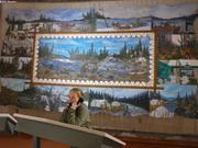 Leonie musee North West River