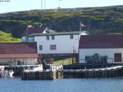 Village historique de Battle Harbour