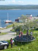 Trampoline Port Saunders