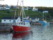 A quai a Port Saunders