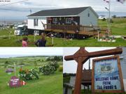 Fetes retrouvailles villages sud Terre-Neuve