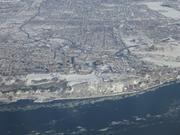 Quebec depuis le Pilatus