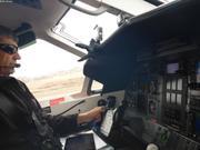 Georges pilote du PC12 Pilatus