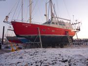 Neige fraiche 11 avril Miquelon