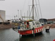 Mise a l'eau Vagabond 19 avril 2019 Miquelon