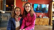 Aurore chez Layla a Miquelon