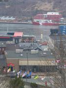 Mat de Vagabond port de St-John-s