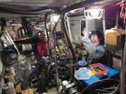 096a Eric et Jerry changent joint moteur
