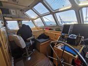 Timonerie Vagabond mer du Labrador