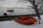 Depart rando Sandviknes
