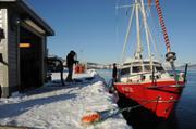 Tromso plein gasoil et eau