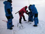 Installation sismometre