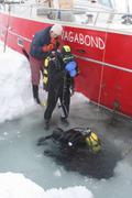 Assistance aux plongeurs