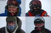 Se proteger du vent glacial