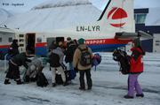 Depart de Svea