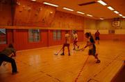 Salle de sport Ny-Alesund