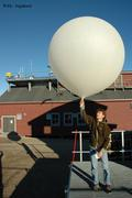 Cedric lache ballon meteo
