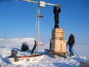 Installation radiometres