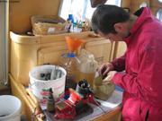 Nettoyage demarreurs