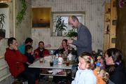 Chez Valery a Barentsbourg