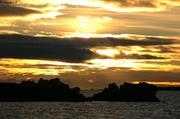 Premiers couchers de soleil