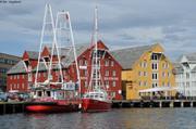 Le Manguier et Vagabond a Tromso