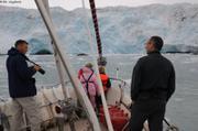 Laurent Pascal glacier Nordenskiold