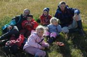 Pascal Laurent et enfants