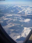 Depart de l'Arctique vers l'Antarctique