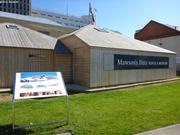 Replique de la cabane de Mawson a Hobart