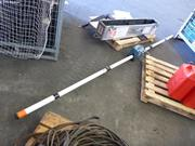 Verification instrument EM31 pour mesure de banquise