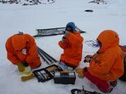 Etude phoques de Weddell