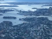 Arrivee a Sydney apres 15h de vol