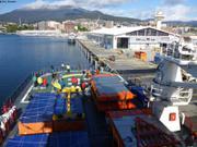 Depart de Hobart imminent