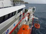 Debarquement de 10 australiens a Macquarie