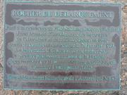 Plaque Dumont d Urville
