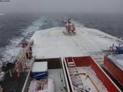 Cap vers Hobart