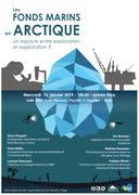 che conference Arctique Brest 16 janvier 2019