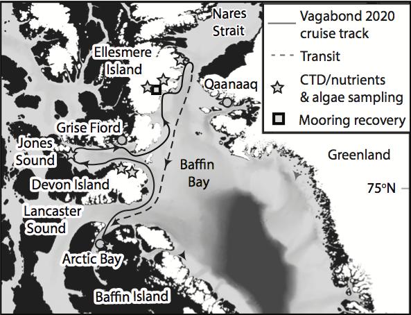 Vagabond Cruise Plan 2020